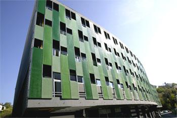 Eklan Producciones Audiovisuales Donostia San Sebastian Edificio Cemei
