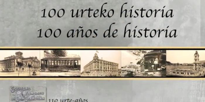 100 años de historia