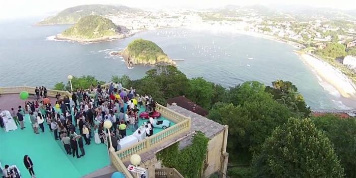 Hotel Monte Igueldo – Karrusel Gastro-Bar Inauguración